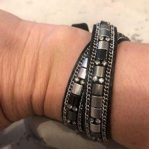 STELLA & DOT Cady Wrap Bracelet